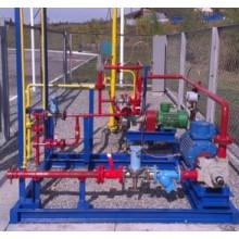 ТС с подземным одностенным резервуаром объемом 8, 10 ,12 ,18, 20 м3 (куб. м)