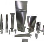 Лопатки, лопасти и пластины для компрессоров
