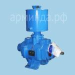Водокольцевой насос ВВН 1-6 с водоотделителем на раме
