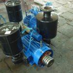 Роторный компрессор ВР 8/2.2 и агрегаты