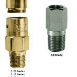 Предохранительные клапаны Rego серии 3125 / 3127 / 3129 / SS8001 / SS8002 / SS8021 / SS8022