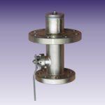 Клапана донные скоростные, прямоходные, с ручным управлением  СЕНС ДС-П-Р Ду (Dn) ( 32 ... 50 ) PN25
