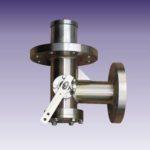Клапана донные скоростные, угловые, с ручным управлением  СЕНС ДС-У-Р Ду (Dn) ( 32 ... 50 ) PN25