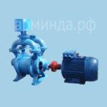 Водокольцевой насос ЖВН-12Н